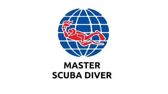 master scuba diver kurs