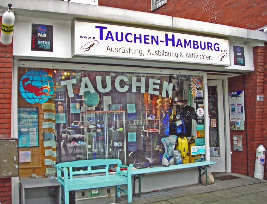 20 Jahre TAUCHEN-HAMBURG 7