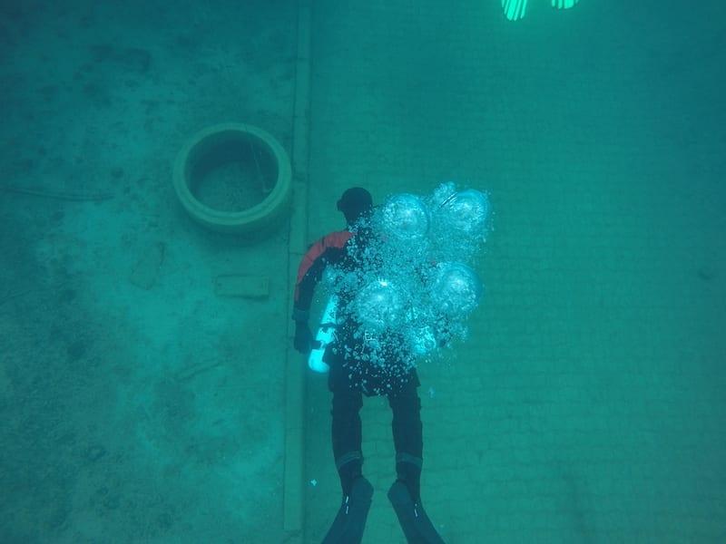 Advanced Open Water Diver Kurs #2 1